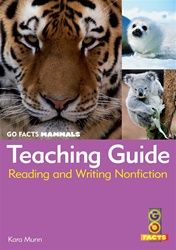 Go Facts Readers: Mammals Teaching Guide 1814