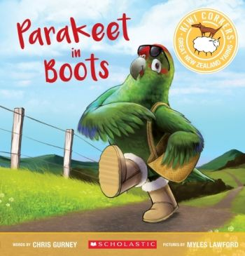 Parakeet In Boots - Kiwi Corkers Series