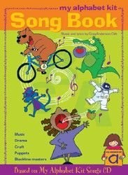 My Alphabet Kit - Song Book - Lower Primary 4173