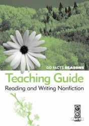 Go Facts Readers: Seasons Teaching Guide 1874