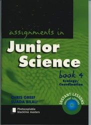 Assignments in Junior Science Book 4 9073