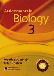 Assignments in Biology - Book 3 9052