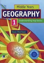 Middle Years Geography Book 1 - Understanding map basics 9321