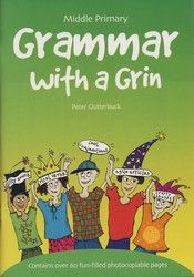 Grammar with a Grin - Middle Primary - Book 2 4141