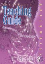 Brainwaves: Purple Teaching Guide 1056