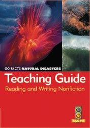 Go Facts Readers: Natural Disasters Teaching Guide 1934