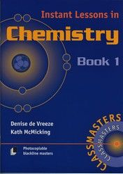 Instant Lessons in Chemistry - Book 1 9010