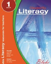 Classworks Literacy - Book 1 - Lower Primary 4040
