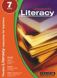 Classworks Literacy - Book 7 - Upper Primary 4046
