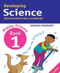 Developing Science - Middle Primary - Book 1 6003