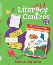 Blake's Learning Centres - Literacy Centres - Lower - Book 2 4004
