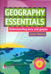 Geography Essentials: Understanding data and graphs 9310