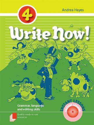 Write Now! - Grammar, Language and Editing Skills - Book 4 7193