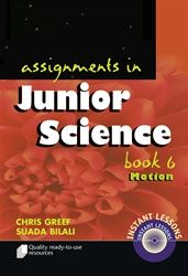 Assignments in Junior Science Book 6 9075