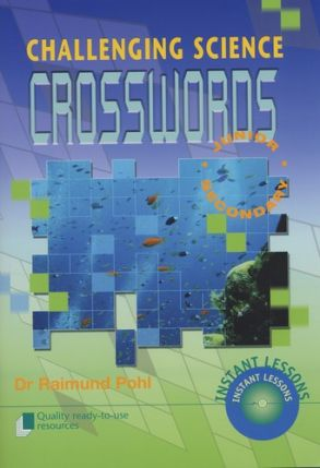 Challenging Science Crosswords: Lower Secondary 9210