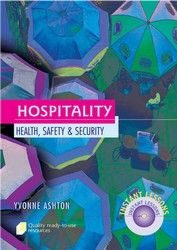 Hospitality: Health, Safety and Security 9601