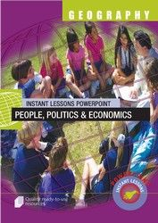 PowerPoint: Geography - People, Politics and Economics 9303