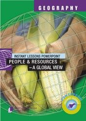 PowerPoint: Geography - People and Resources - A Global View 9302