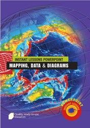 PowerPoint: Geography - Mapping, Data and Diagrams 9300