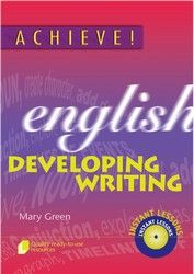 Achieve! English - Developing Writing 7120
