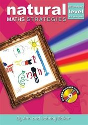 Natural Maths Strategies - Beginning Level - Ages 4-5 5200