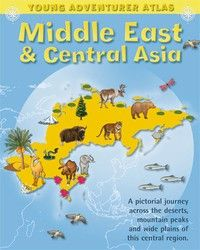 Atlas: Young Adventurer - Middle East and Central Asia 6104