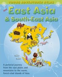Atlas: Young Adventurer - East Asia and South-East Asia 6102