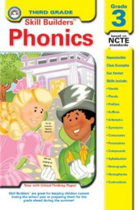 Skill Builders: Phonics Year 4 - RBP0024