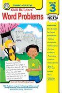 Skill Builders: Word Problems Year 4 - RBP0709