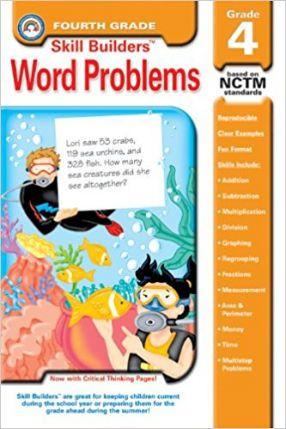 Skill Builders: Word Problems Year 5 - RBP0717