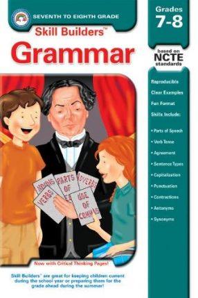 Skill Builders: Grammar Years 8-9 - RBP0733