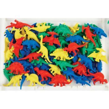 Dinosaur Counters- Bag of 96 - GA022