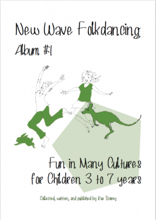 New Wave Folk Dancing Album #1