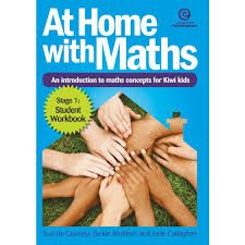 At Home With Maths Student Workbooks Series