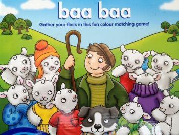 Orchard Toys: Baa Baa Game