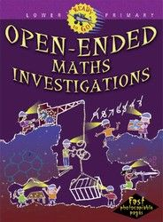 Open-Ended Maths Investigations: Lower Primary 5300 - BO135