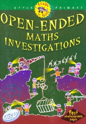 Open-Ended Maths Investigations: Upper Primary 5302 - BO137