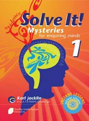 Solve It! Mysteries For Enquiring Minds Book 1 9700