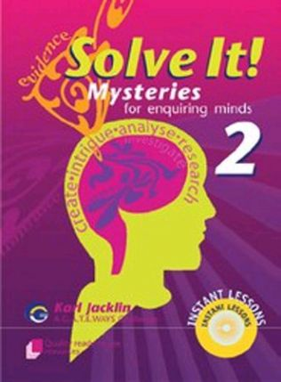 Solve It! Mysteries For Enquiring Minds Book 2 9701