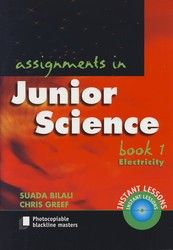 Assignments in Junior Science Book 1 9070