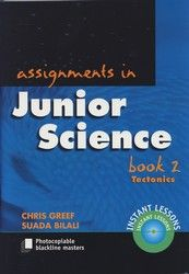 Assignments in Junior Science Book 2 9071