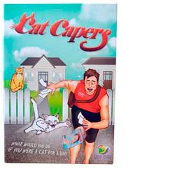 Cat Capers Game