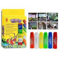 Poster Paint Crayons(6 pack)