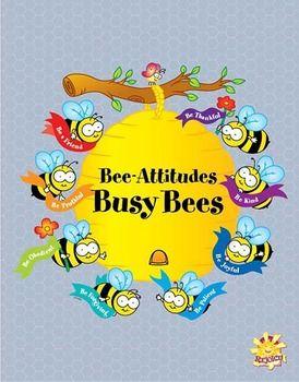 Positive Bee-haviour Bulletin Board Set CTP1647