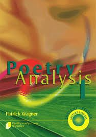 Poetry Analysis Book 1 7180