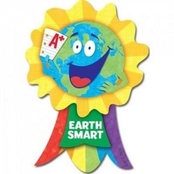 Earth Smart Adhesive Star Badges CTP4625