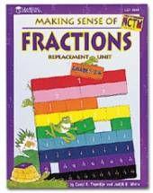 Making Sense Of Fractions - GA242