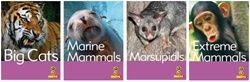 Go Facts Readers: Mammals Set