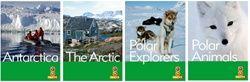 Go Facts Readers: Polar Regions Set