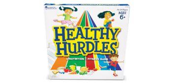 Healthy Hurdles Nutrition Game LER2491